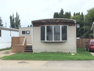 Main Photo: 12 10770 Winterburn Road in Edmonton: Zone 59 Mobile for sale : MLS®# E4166009