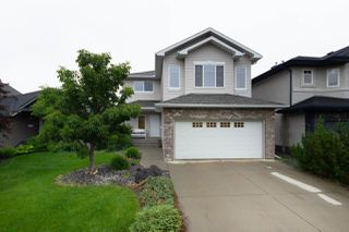 Main Photo: 950 BLACKMUD CREEK Crescent in Edmonton: Zone 55 House for sale : MLS®# E4171408