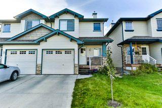 Main Photo: 58 6304 SANDIN Way in Edmonton: Zone 14 House Half Duplex for sale : MLS®# E4175859