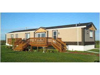 Photo 1: 534072 Range Road 180: Rural Lamont County Manufactured Home for sale : MLS®# E4177183