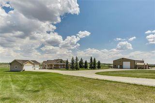 Photo 1: Okotoks 119 acres,home, shop,barn Street W: Rural Foothills County Detached for sale : MLS®# C4274298