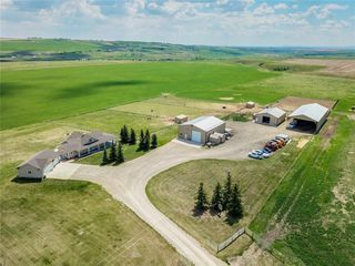 Photo 48: Okotoks 119 acres,home, shop,barn Street W: Rural Foothills County Detached for sale : MLS®# C4274298
