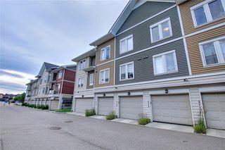 Photo 38: 313 AUBURN BAY Square SE in Calgary: Auburn Bay Row/Townhouse for sale : MLS®# C4302662