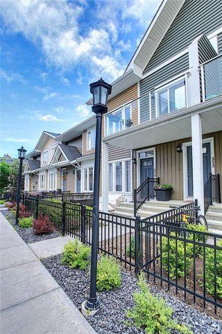 Photo 32: 313 AUBURN BAY Square SE in Calgary: Auburn Bay Row/Townhouse for sale : MLS®# C4302662
