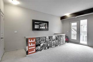Photo 3: 313 AUBURN BAY Square SE in Calgary: Auburn Bay Row/Townhouse for sale : MLS®# C4302662