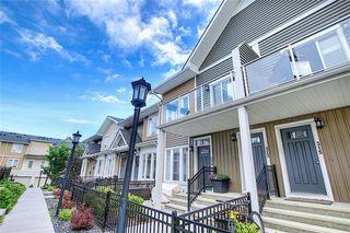 Photo 37: 313 AUBURN BAY Square SE in Calgary: Auburn Bay Row/Townhouse for sale : MLS®# C4302662