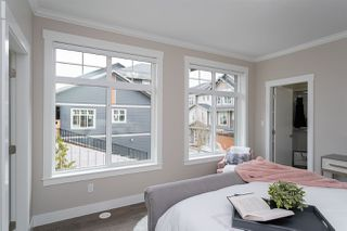 "Photo 20: 28 17033 FRASER Highway in Surrey: Fleetwood Tynehead Townhouse for sale in ""Liberty at Fleetwood"" : MLS®# R2479400"