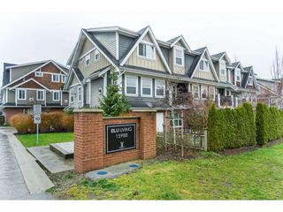 "Main Photo: 51 15988 32 Avenue in Surrey: Grandview Surrey Townhouse for sale in ""Blu"" (South Surrey White Rock)  : MLS®# R2423223"