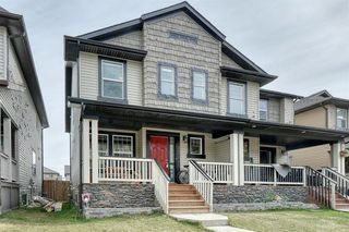Main Photo: 18 SKYVIEW POINT Link NE in Calgary: Skyview Ranch Semi Detached for sale : MLS®# A1035944