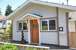 Photo 2: 569 Leaside Avenue in VICTORIA: SW Glanford Single Family Detached for sale (Saanich West)  : MLS®# 413940