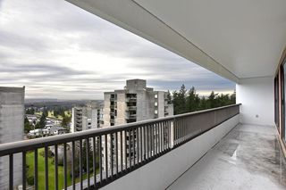 "Photo 2: 1406 6595 WILLINGDON Avenue in Burnaby: Metrotown Condo for sale in ""Huntley Manor"" (Burnaby South)  : MLS®# R2432470"