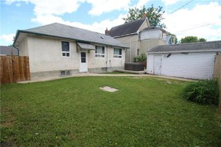 Photo 24: 1122 Garfield Street in Winnipeg: Sargent Park Residential for sale (5C)  : MLS®# 202013131