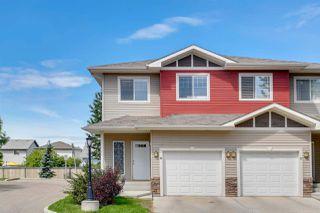 Photo 1: 18 15151 43 Street in Edmonton: Zone 02 House Half Duplex for sale : MLS®# E4203895