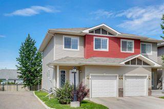 Photo 2: 18 15151 43 Street in Edmonton: Zone 02 House Half Duplex for sale : MLS®# E4203895