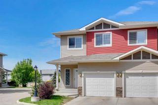 Photo 38: 18 15151 43 Street in Edmonton: Zone 02 House Half Duplex for sale : MLS®# E4203895