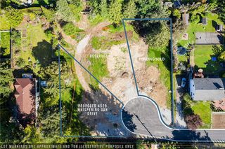 Photo 4: SLot 1 1906 Ferndale Rd in Saanich: SE Gordon Head Land for sale (Saanich East)  : MLS®# 841104