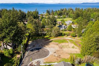 Photo 3: SLot 1 1906 Ferndale Rd in Saanich: SE Gordon Head Land for sale (Saanich East)  : MLS®# 841104