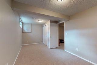 Photo 22: 17 9375 172 Street in Edmonton: Zone 20 Townhouse for sale : MLS®# E4208575