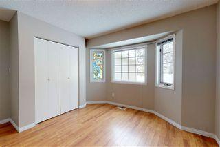 Photo 16: 17 9375 172 Street in Edmonton: Zone 20 Townhouse for sale : MLS®# E4208575