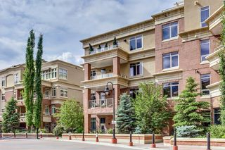 Photo 2: 308 600 PRINCETON Way SW in Calgary: Eau Claire Apartment for sale : MLS®# A1032382