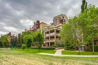 Photo 42: 308 600 PRINCETON Way SW in Calgary: Eau Claire Apartment for sale : MLS®# A1032382