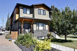 Main Photo: 46 31 Avenue SW in Calgary: Erlton Semi Detached for sale : MLS®# A1058232