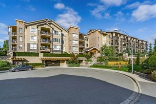 "Photo 1: 311 5655 210A Street in Langley: Salmon River Condo for sale in ""Cornerstone North"" : MLS®# R2442197"
