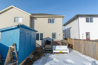 Photo 30: 371 SECORD Boulevard in Edmonton: Zone 58 House Half Duplex for sale : MLS®# E4191922
