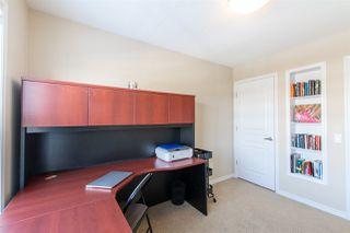 Photo 23: 371 SECORD Boulevard in Edmonton: Zone 58 House Half Duplex for sale : MLS®# E4191922