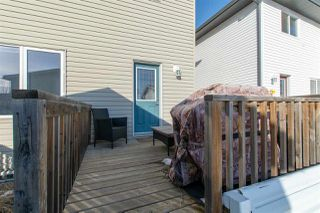 Photo 29: 371 SECORD Boulevard in Edmonton: Zone 58 House Half Duplex for sale : MLS®# E4191922