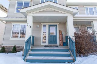 Photo 31: 371 SECORD Boulevard in Edmonton: Zone 58 House Half Duplex for sale : MLS®# E4191922
