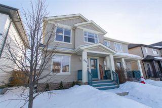 Photo 33: 371 SECORD Boulevard in Edmonton: Zone 58 House Half Duplex for sale : MLS®# E4191922