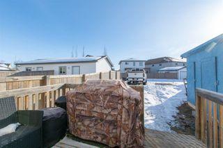 Photo 28: 371 SECORD Boulevard in Edmonton: Zone 58 House Half Duplex for sale : MLS®# E4191922