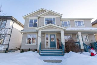 Photo 32: 371 SECORD Boulevard in Edmonton: Zone 58 House Half Duplex for sale : MLS®# E4191922