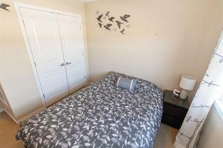 Photo 20: 371 SECORD Boulevard in Edmonton: Zone 58 House Half Duplex for sale : MLS®# E4191922