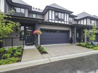 "Main Photo: 135 3500 BURKE VILLAGE Promenade in Coquitlam: Burke Mountain Townhouse for sale in ""KENTWELL"" : MLS®# R2483663"