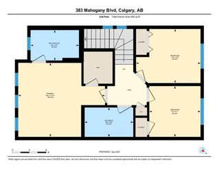 Photo 28: 383 Mahogany Boulevard SE in Calgary: Mahogany Semi Detached for sale : MLS®# A1037940