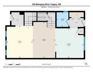 Photo 27: 383 Mahogany Boulevard SE in Calgary: Mahogany Semi Detached for sale : MLS®# A1037940