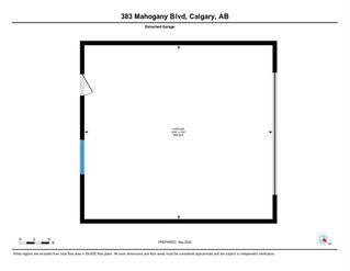 Photo 29: 383 Mahogany Boulevard SE in Calgary: Mahogany Semi Detached for sale : MLS®# A1037940