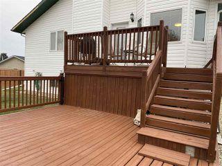 Photo 28: 417 Garden Meadows Drive: Wetaskiwin House for sale : MLS®# E4219194