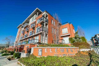 "Main Photo: A319 20211 66 Avenue in Langley: Willoughby Heights Condo for sale in ""Elements"" : MLS®# R2422432"