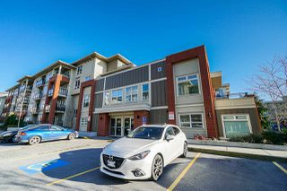 """Photo 16: A319 20211 66 Avenue in Langley: Willoughby Heights Condo for sale in """"Elements"""" : MLS®# R2422432"""