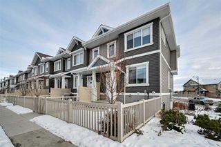 Photo 1:  in Edmonton: Zone 55 Townhouse for sale : MLS®# E4182743