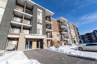 Photo 2: 215 11816 22 Avenue in Edmonton: Zone 55 Condo for sale : MLS®# E4184530