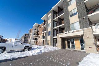 Photo 3: 215 11816 22 Avenue in Edmonton: Zone 55 Condo for sale : MLS®# E4184530