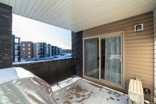Photo 32: 215 11816 22 Avenue in Edmonton: Zone 55 Condo for sale : MLS®# E4184530