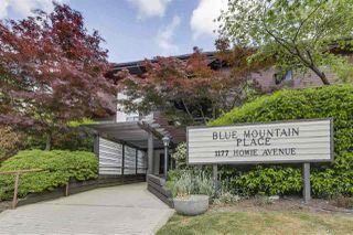Photo 1: 105 1177 HOWIE Avenue in Coquitlam: Central Coquitlam Condo for sale : MLS®# R2433400