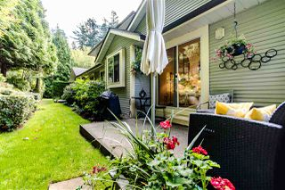 """Photo 25: 117 101 PARKSIDE Drive in Port Moody: Heritage Mountain Townhouse for sale in """"TREETOPS"""" : MLS®# R2502007"""
