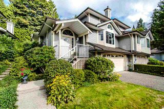 """Photo 2: 117 101 PARKSIDE Drive in Port Moody: Heritage Mountain Townhouse for sale in """"TREETOPS"""" : MLS®# R2502007"""