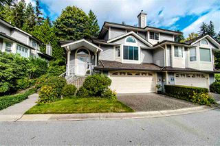 "Main Photo: 117 101 PARKSIDE Drive in Port Moody: Heritage Mountain Townhouse for sale in ""TREETOPS"" : MLS®# R2502007"